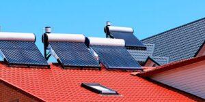 Meridian Solar Water Heater